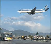 Εξυπηρέτηση από το Αεροδρόμιο